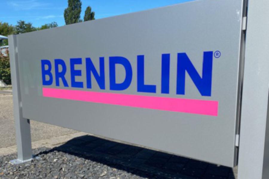 Brendlin GmbH Firmenschild